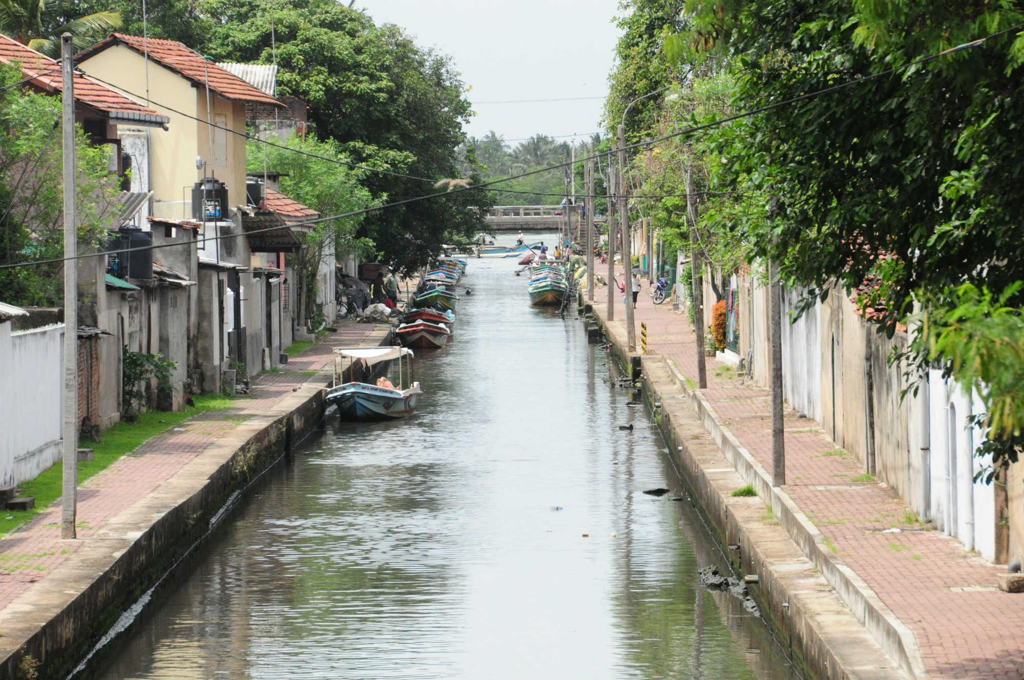 ニゴンボ市内画像