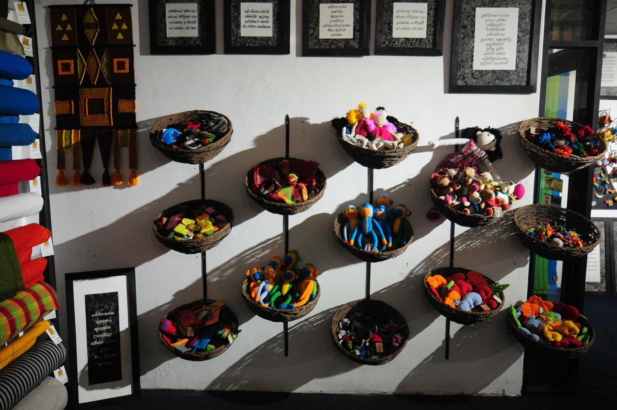 セリンキャンディショールーム画像