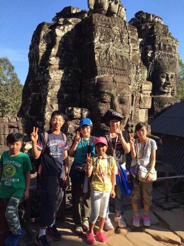 第25回カンボジアスタツア画像