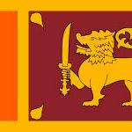 スリランカ国旗画像