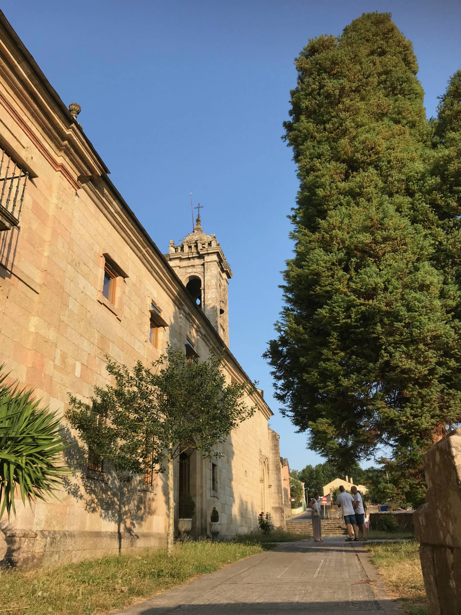 Alberugue Monasterio de La Magdalena
