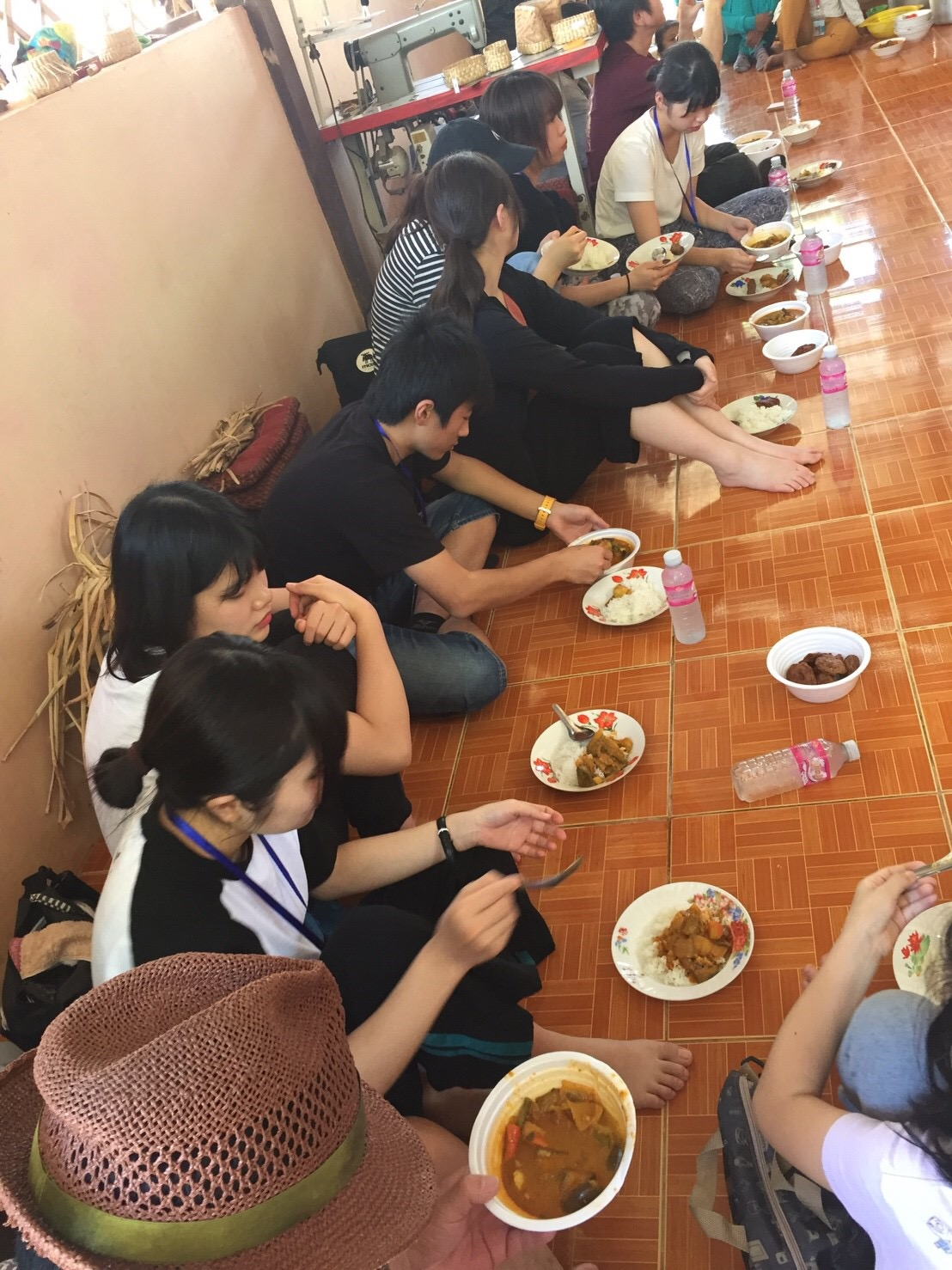 カンボジアスタディツアー画像