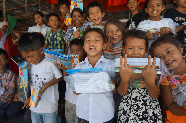 カンボジアバサックスラム画像