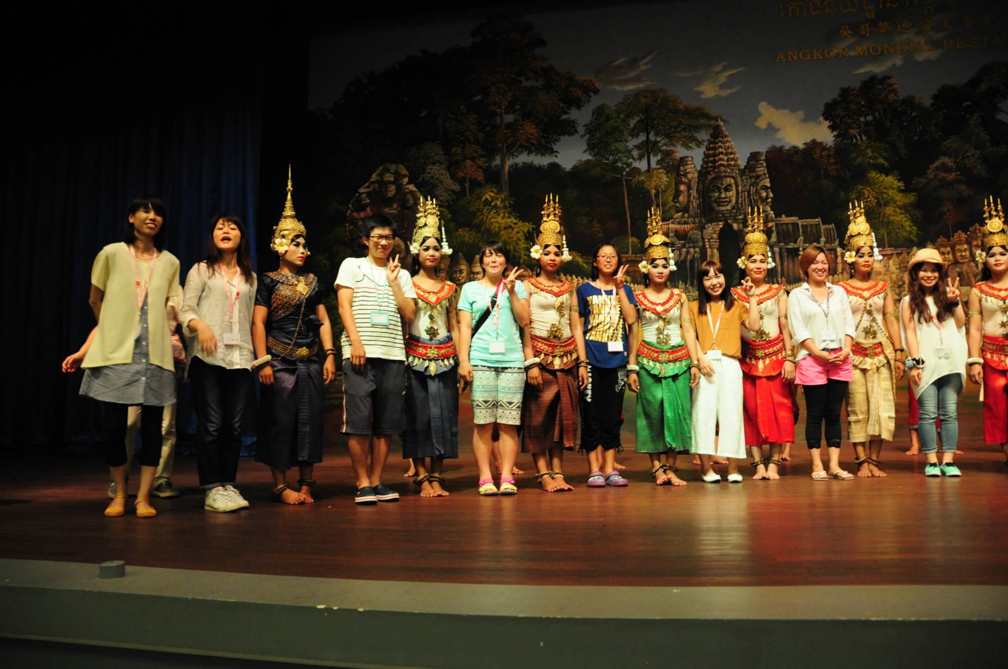 第24回カンボジアスタデイlツアー画像