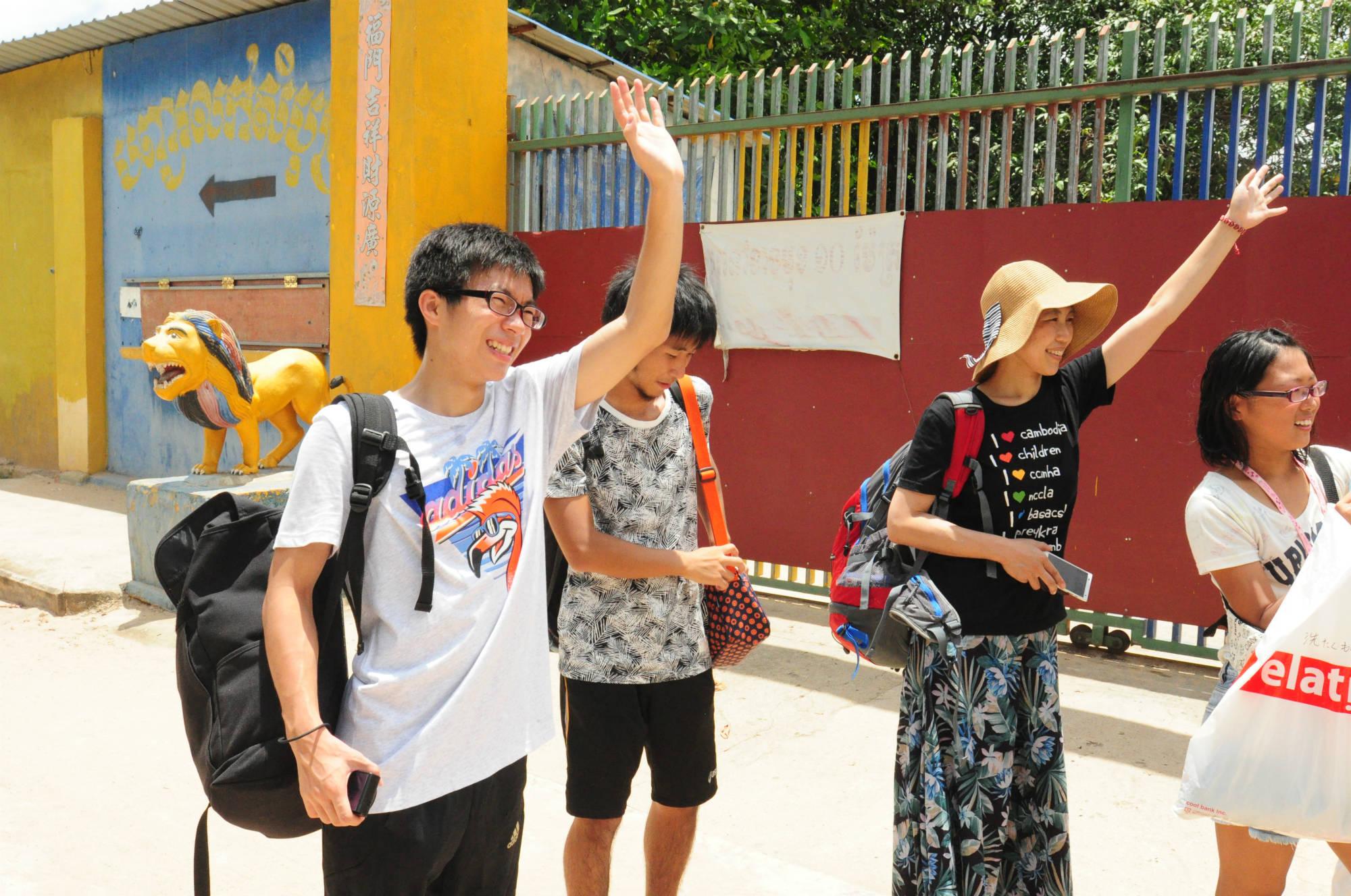 第24回カンボジアスタデディツアー画像