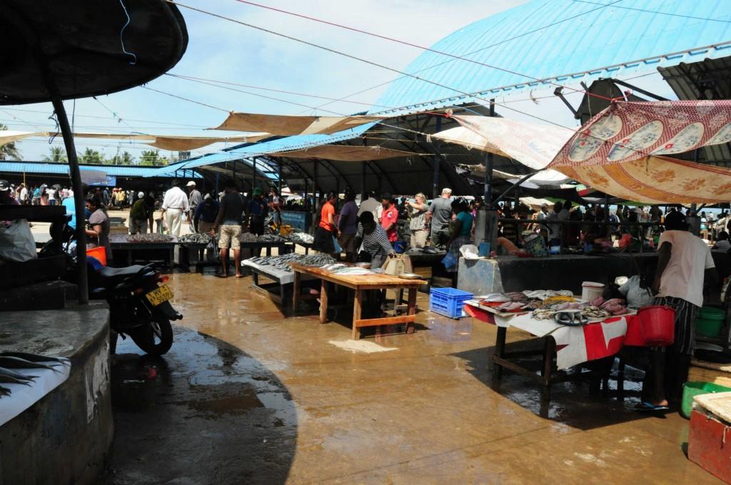 ネゴンボフィッシュマーケット