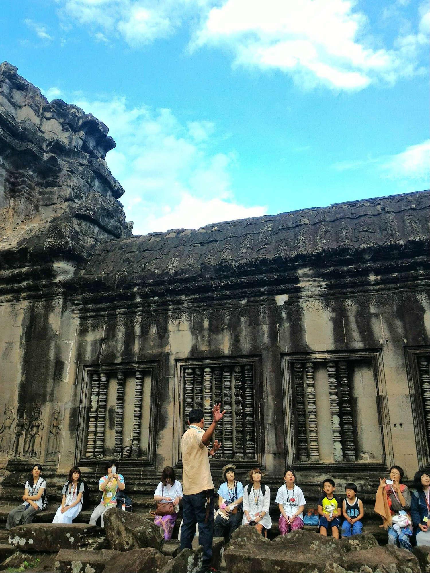 第26回カンボジアスタディツアー